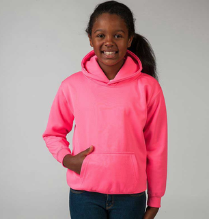 Neon Roze Hoodie  - afb. 3