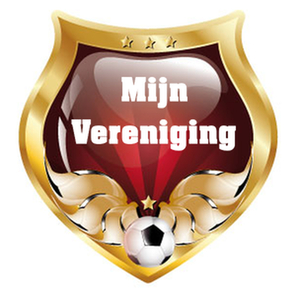 Vereniging logo Flex Wit - afb. 1